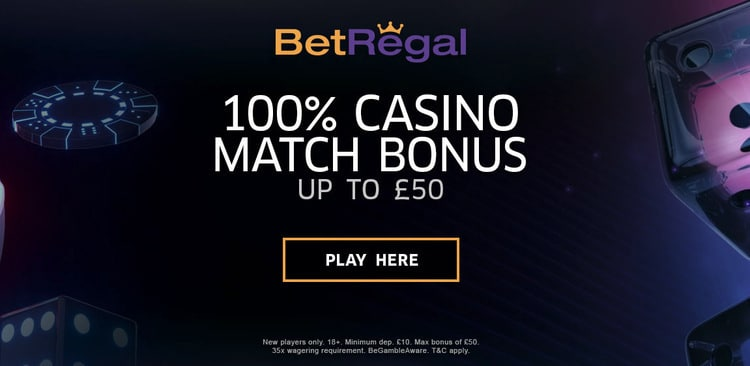 Betregal_casino_welcome