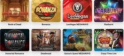 LeoVegas_games