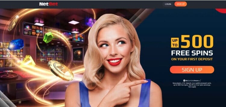 NetBet_welcome_spins