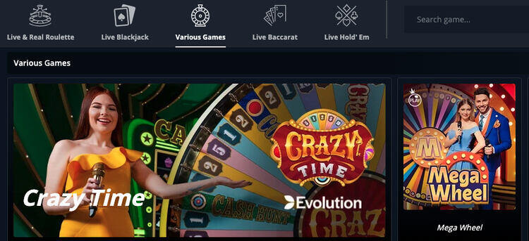 Novibet_live_games