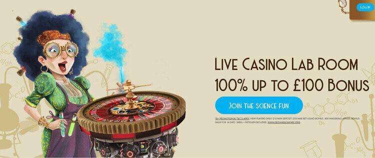 Casino_lab_live_casino_welcome