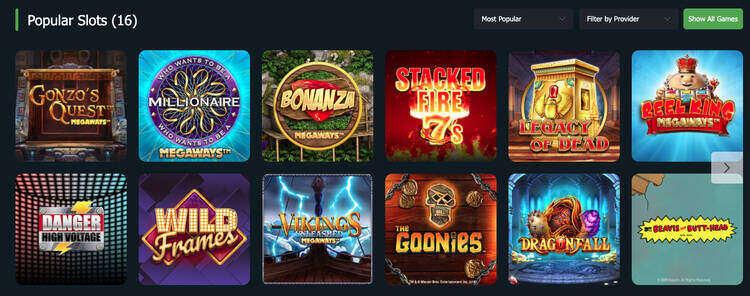 Fansbet_casino_games_screenshot