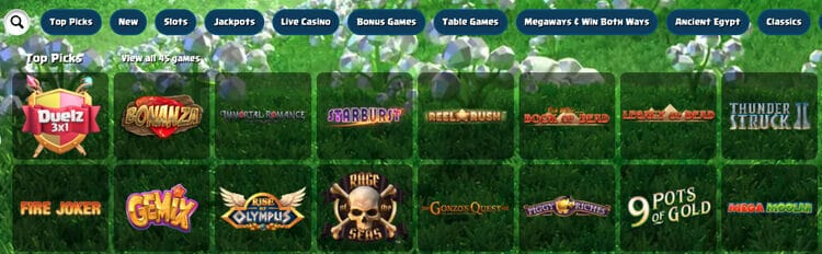 duelz_casino_games_lobby