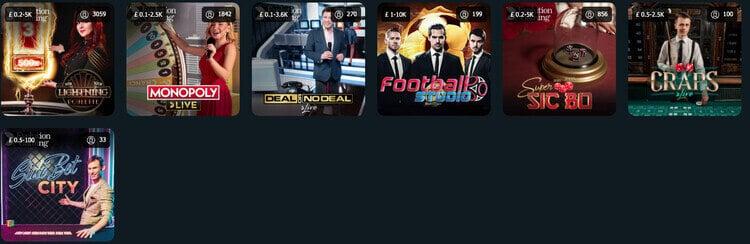 fansbet_live_gameshows_screenshot
